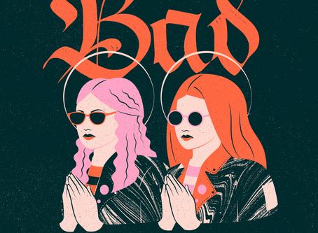 Rosalind and Nikila, Founders of 'Bad' Behaviour