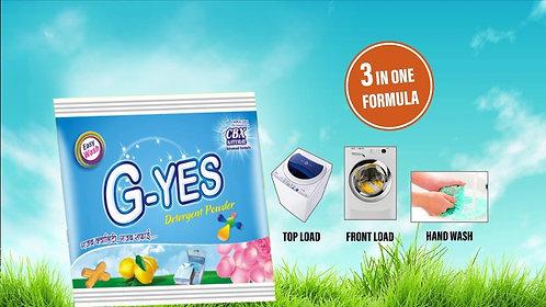 G-Yes Detergent Powder