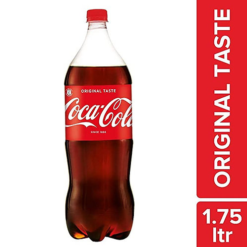 Coca-Cola Soft Drink, 1.25L