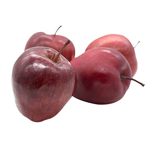 Fresh Apple - Red Delicious, Regular, 4 pcs