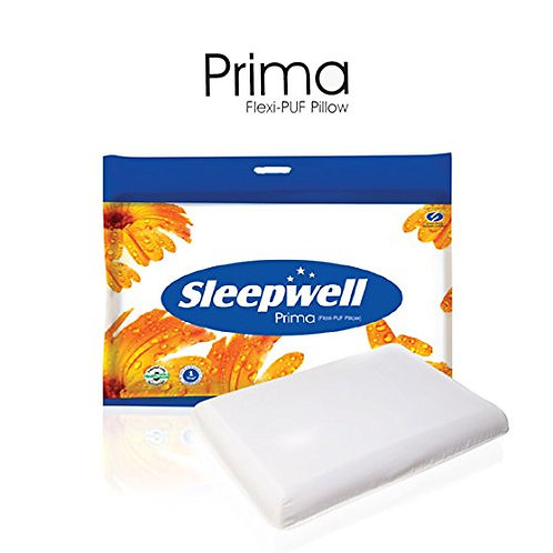 Sleepwell Prima Flexi Puff Pillow