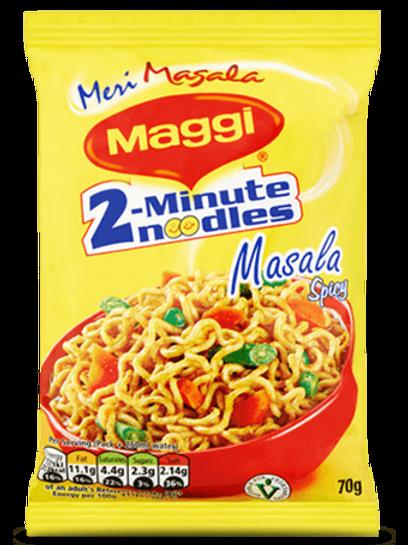 Maggi Nestle 2-minute Instant Noodles