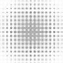 vector-pop-art-background-gray-dots-on-w