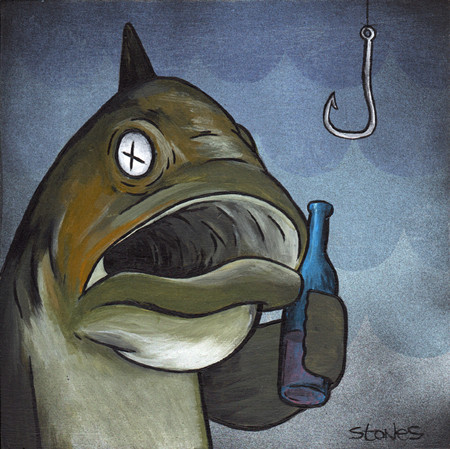 Drink with the Fishes