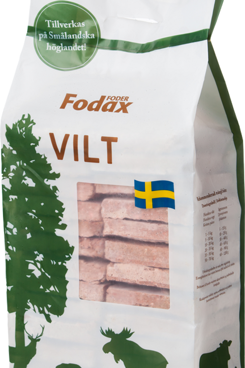 Fodax Vilt, 10 kg