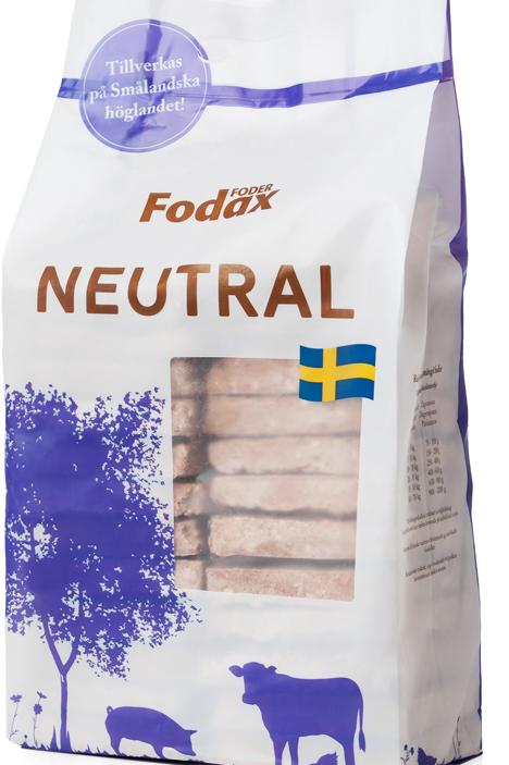 Fodax Neutral, 10 kg