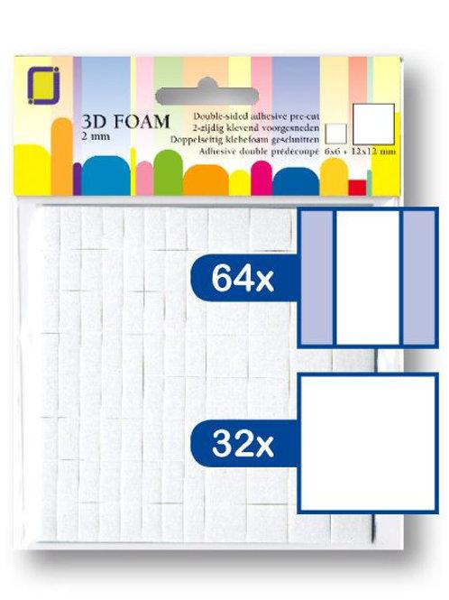 3D Foam 2mm