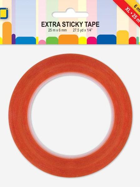 Extra Sticky Tape XL, 6mm