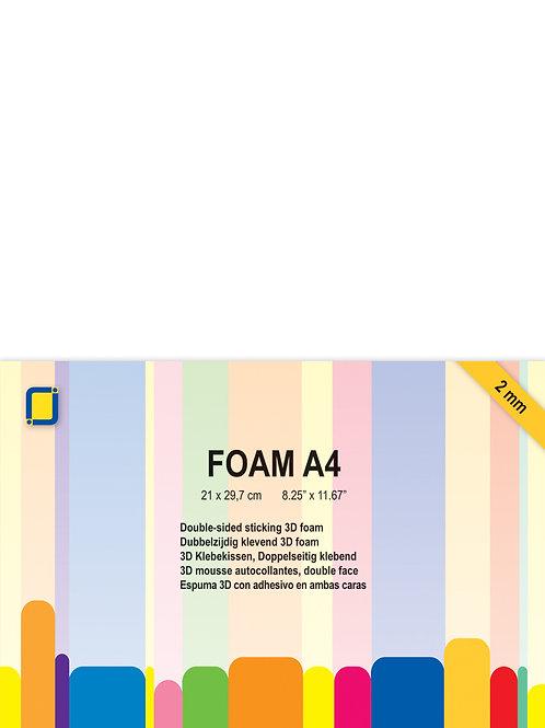 3D Foam A4 2mm