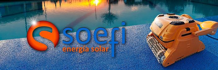 SOEFI SAS Energía Solar | Robots para Piscinas | Dolphin by Maytronics | Colombia