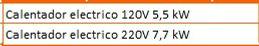 Calentador de paso Monopunto Bosch SOEFI