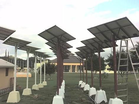 SOEFI Solar Fotovoltaica Aislada | Energía Solar Fotovoltaica | Bogotá Colombia