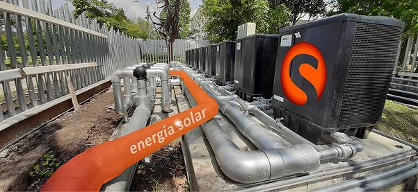 SOEFI SAS Energía Solar | Bombas de Calor, Calentamiento de piscinas, Calentadores eléctricos para piscinas, Calentador de agua para piscinas, Climatización, Motobombas para piscinas, Intercambiador de titanio, Resistencias para piscinas, Calentador Jacuzzis, Pool heat pump | Pentair