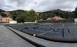 Calentamiento de Piscinas SOEFI   Automatización para Piscinas   Bogotá Colombia