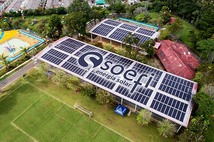 SOEFI Energía Solar | Fotovoltaica | Bogotá Colombia