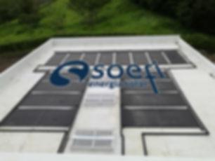 SOEFI Calentador Solar Piscinas Bogotá Colombia