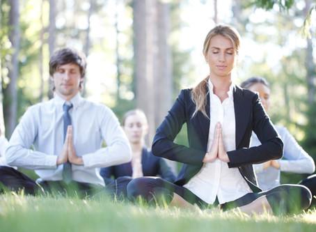 Meditation - warum es sich lohnt damit zu beginnen...