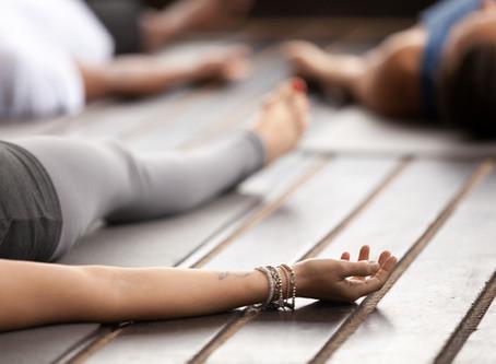 Yoga Nidra - Stressresistent durch regelmässige Tiefenentspannung