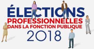 Élections professionnelles 2019