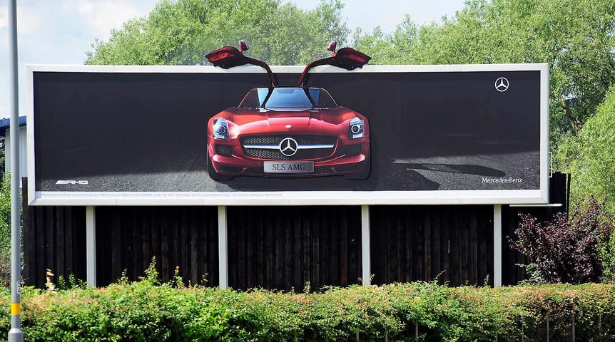 Mercedes 2D Special