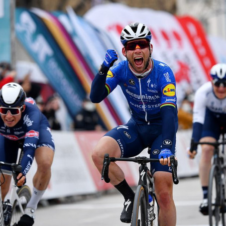 Is Mark Cavendish REALLY back?