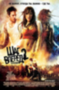 Танцевальный фильм про хип-хоп Шаг вперед 2: Улицы, 2008 г.