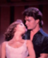 Кадр из танцевального фильма Грязные танцы с Патриком Суэйзи