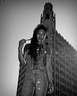 COURTNEY'S DOWNTOWN LOCATION SHOOT  EDIT
