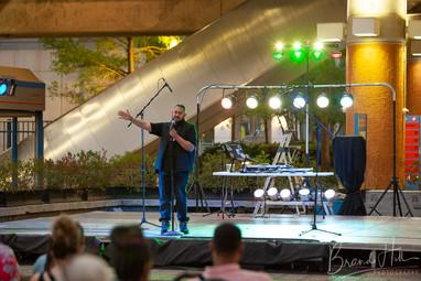 Jax Poetry Fest - Photo Credit Brandi Hill