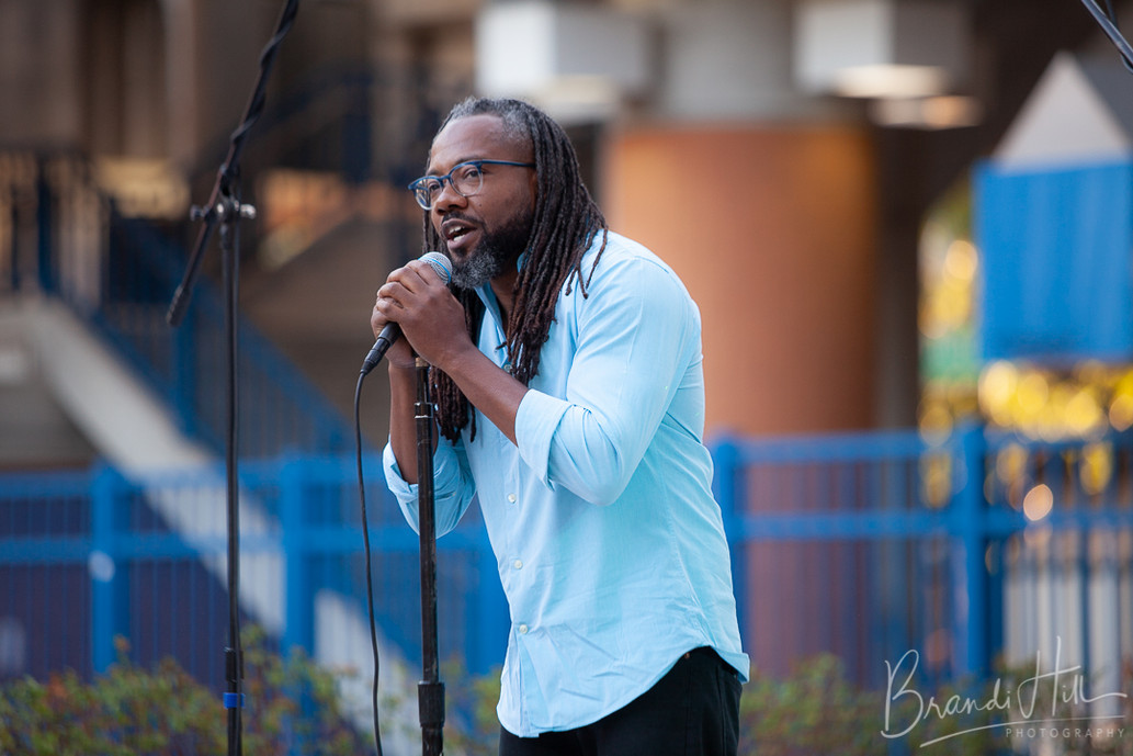 Jax Poetry Fest - Photo Credit Brandi Hill