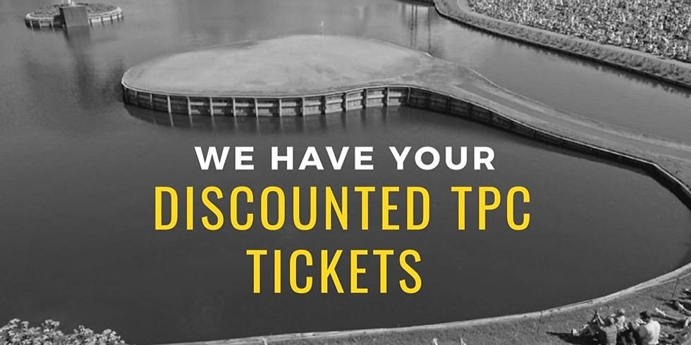 TPC Sawgrass - Discounted Tickets