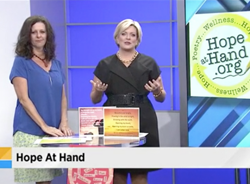 Video: Hope at Hand Poetry Contest on WJXT4