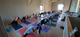 Le nostre lezioni al centro yoga