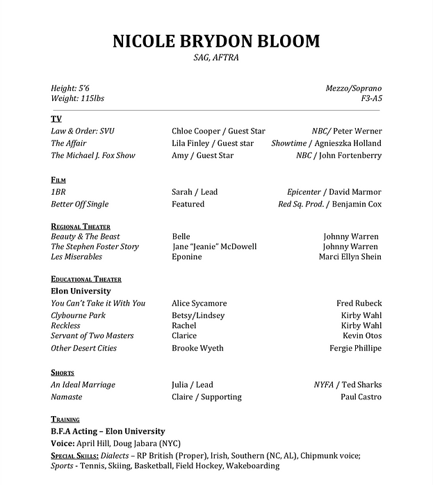 Nicole B. Bloom Resume 2019 Fall.png