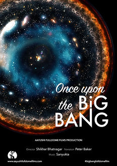 Once upon the Big Bang