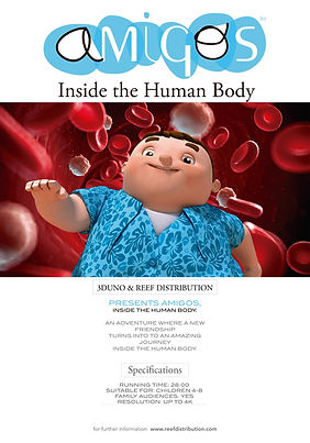 Amigos – Inside the Human Body
