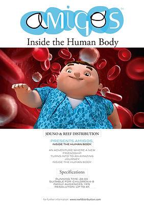Amigos – Inside the Human Body