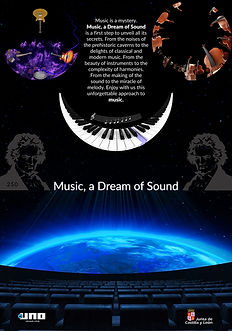 Music, a Dream of Sound
