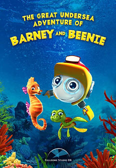The Great Undersea Adventure of Barney and Beenie