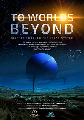 To Worlds Beyond - Journey Through The Solar System