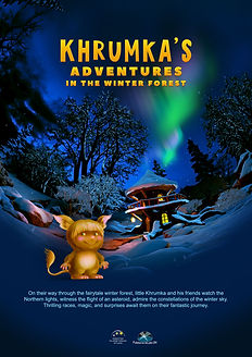 Khrumka's Adventures in the Winter Forest