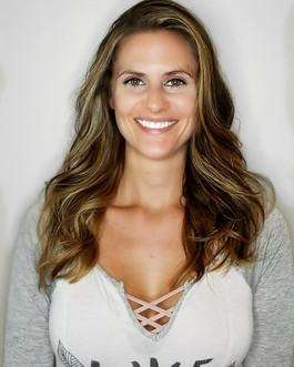 Samantha Dean hair brentwood