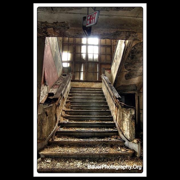 Switchback Stairwell