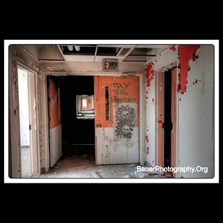 Try the Elevator - Abandoned Hospital