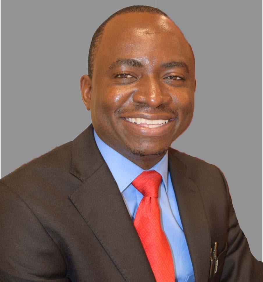 Brother Tunde Oyedokun