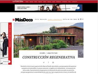 Revista MásDeco entrevista a AYMA