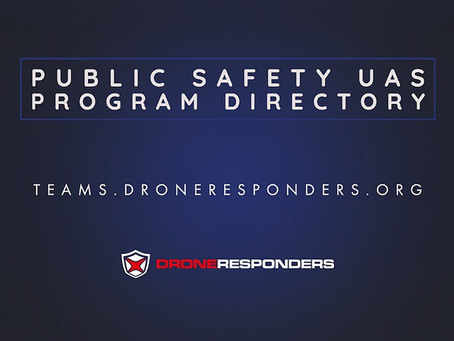 Join the Global Public Safety Drone Directory and Map