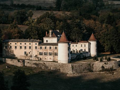 Chateau de Pramenoux  Interior