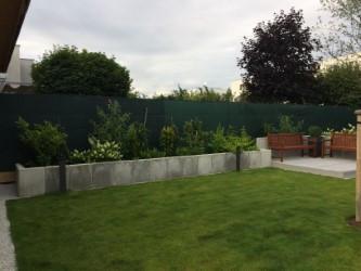 Slivenec - soukromá zahrada