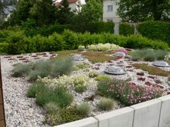 Praha - soukromá zahrada